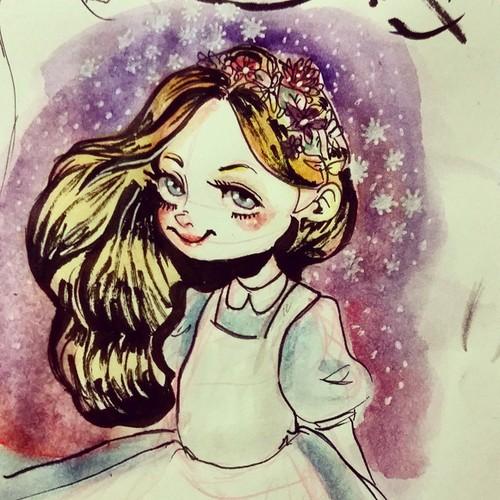 Alice by laranarenee