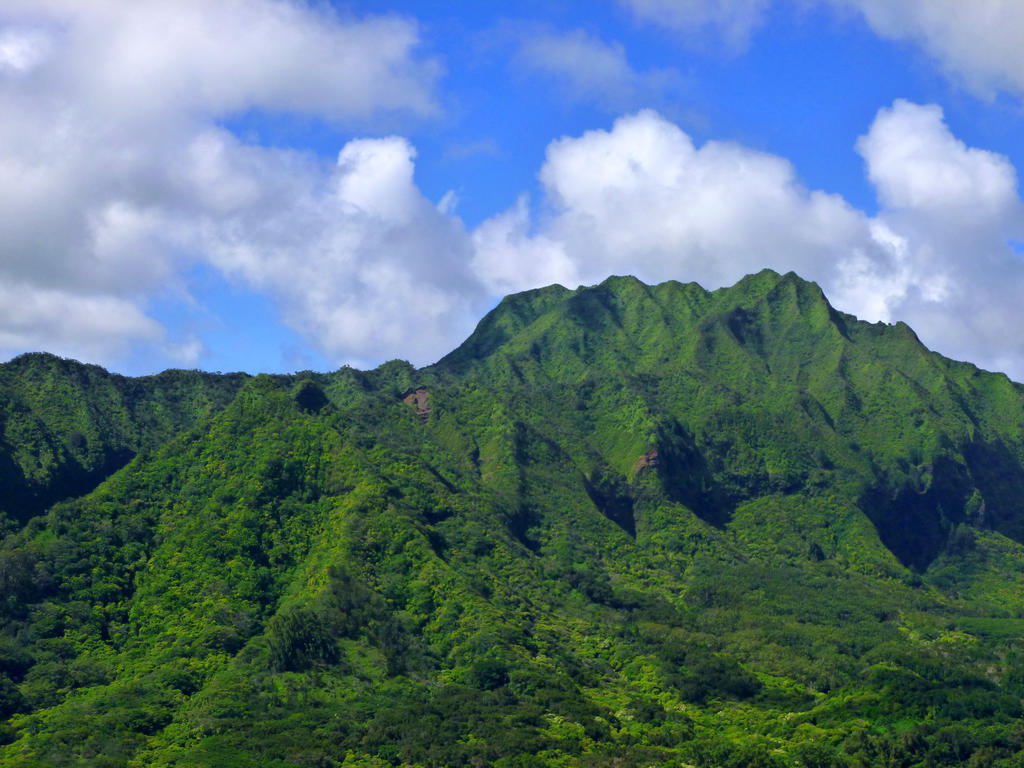 Koolau Mountains Rainbow