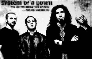 System of a Down by taintedgfx