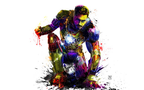 Iron Man Pop