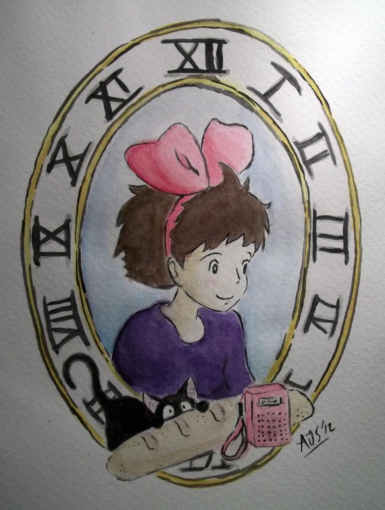 Kiki's Delivery Service Tattoo Concept by ~jaynesreign on deviantART