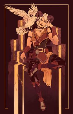 The Demon Temptress