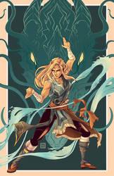 Water Sorceress