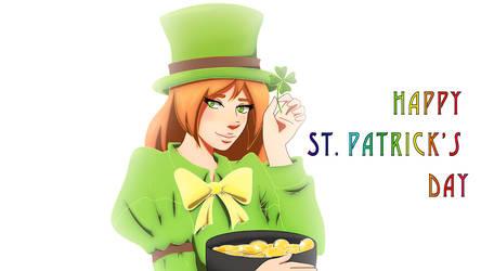 Happy St. Patrick's Day 2019! by MsArtGarden