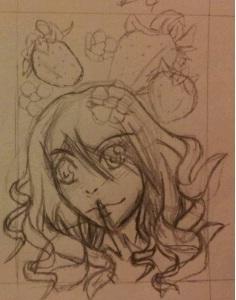 sketch Kakao #5 by Faymala
