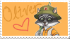 Oliver Stamp by HufflepuffRave