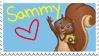 Sammy Stamp by HufflepuffRave