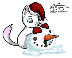xmas Cory by OOT-Link