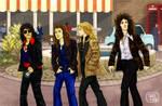 Screen Cap Study: Bohemian Rhapsody by Orchideacae