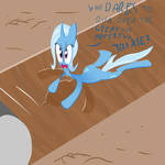 The Flat and Weak Trixie