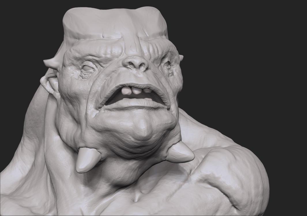 Brutus by Namrettek