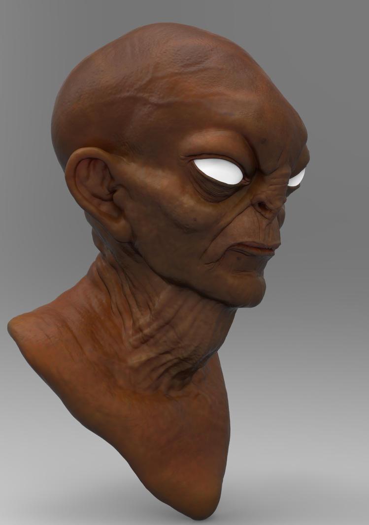 Alien by Namrettek