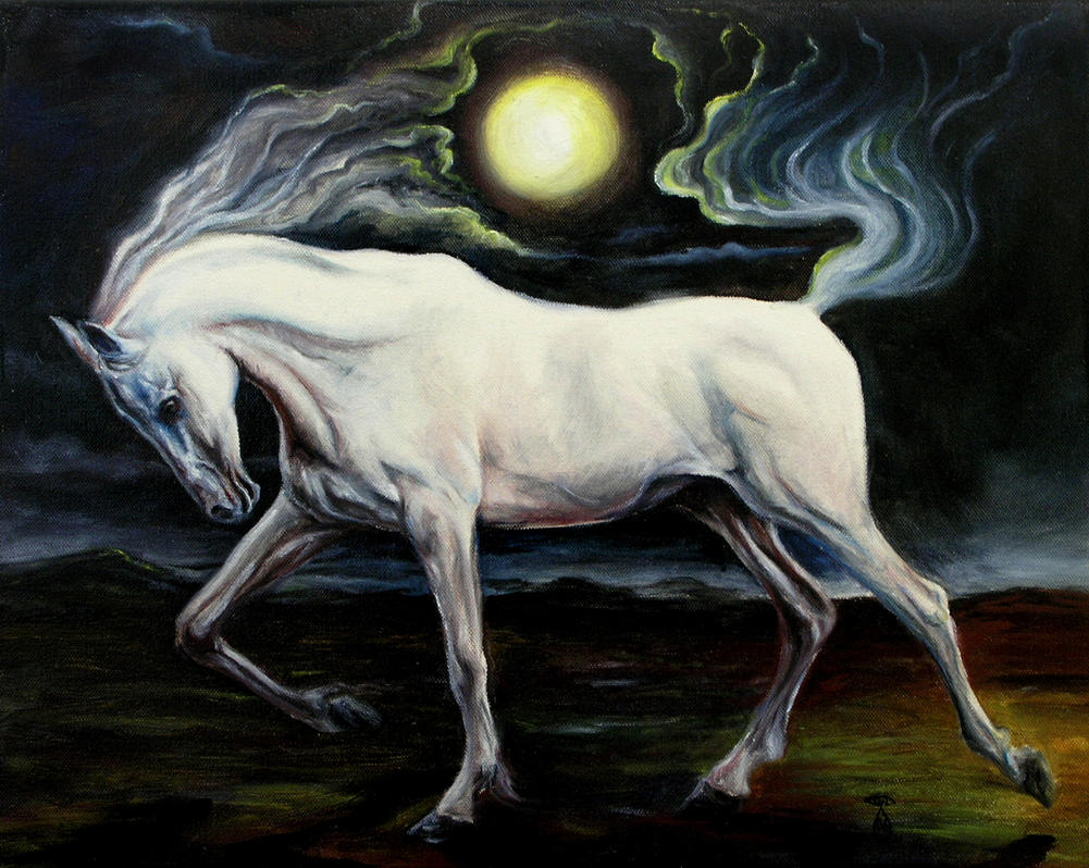 Full Moon / Vollmond by EugenArt