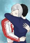 Hugs for Yuri~