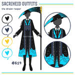 OPEN | 500 Pts | Outfit 619 by SacriHeid