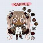 [winner announced] raffle! by SacriHeid