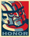 Dinobot Honor poster