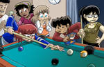 Dumbing of Age: Pool