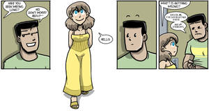 Dumbing of Age: Dress