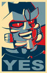 Megatron YES by itswalky