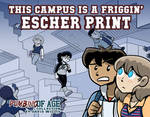 Dumbing of Age Book 1 cover