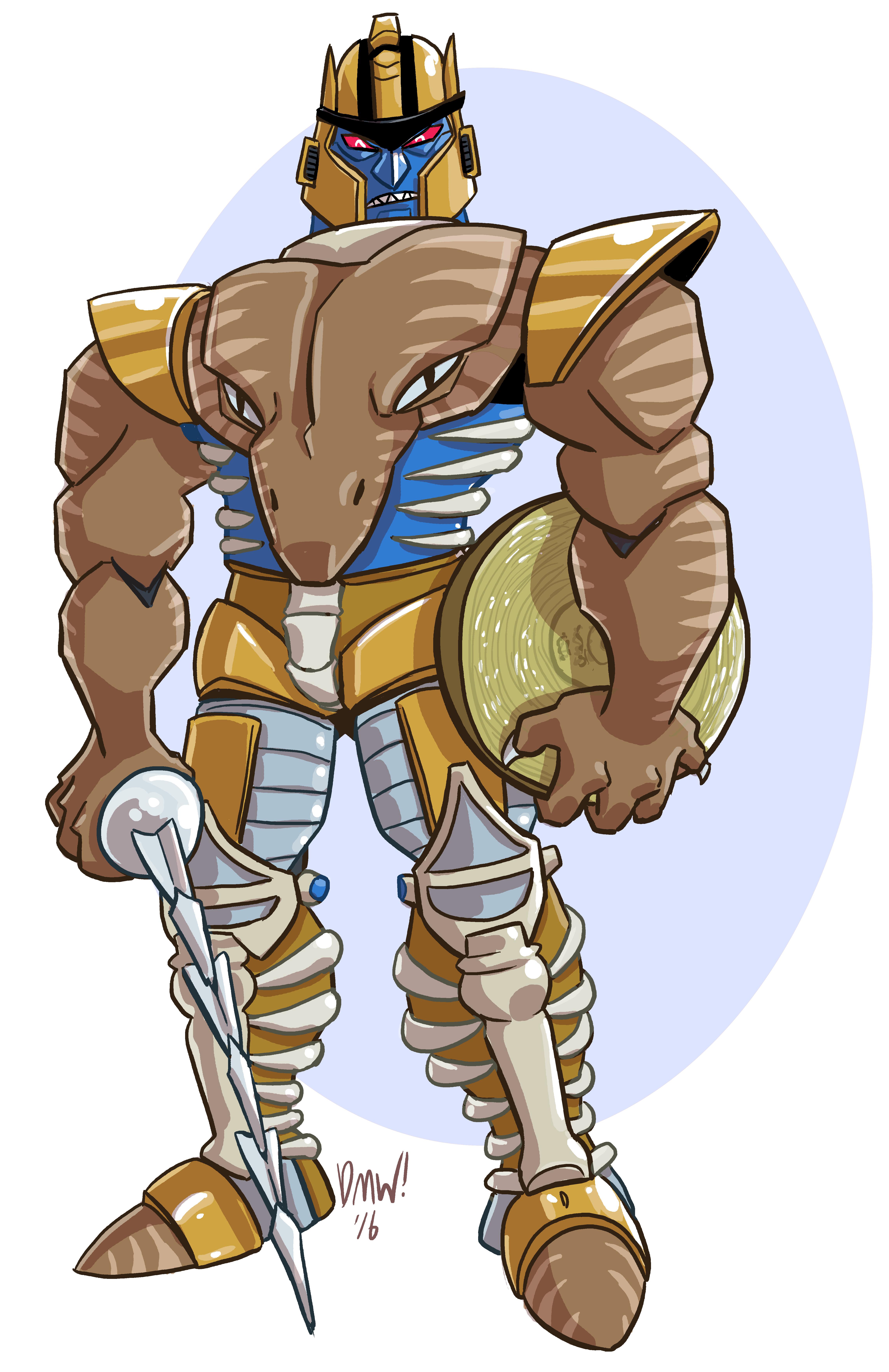 Dinobot by itswalky