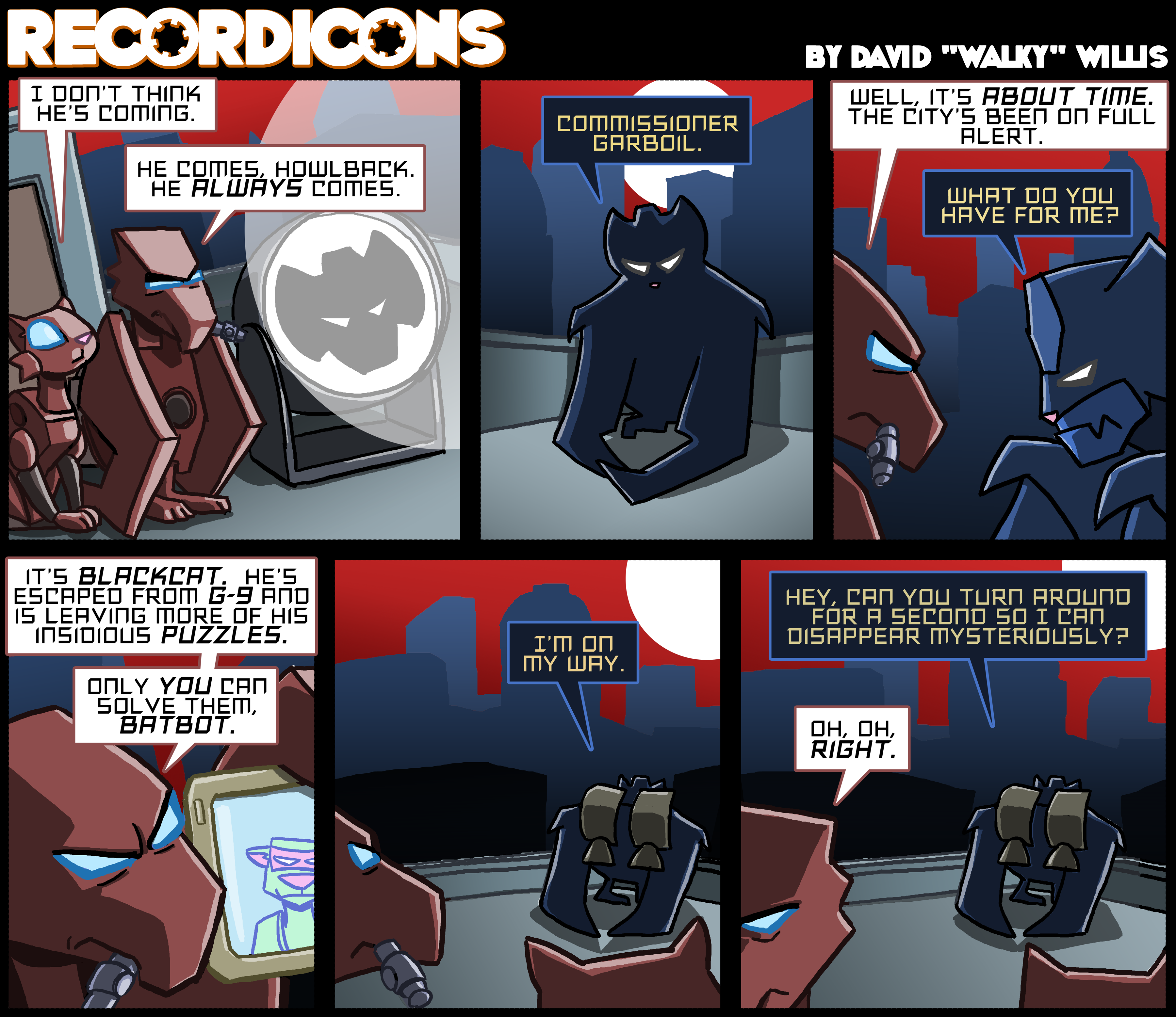 Recordicons #5 by itswalky