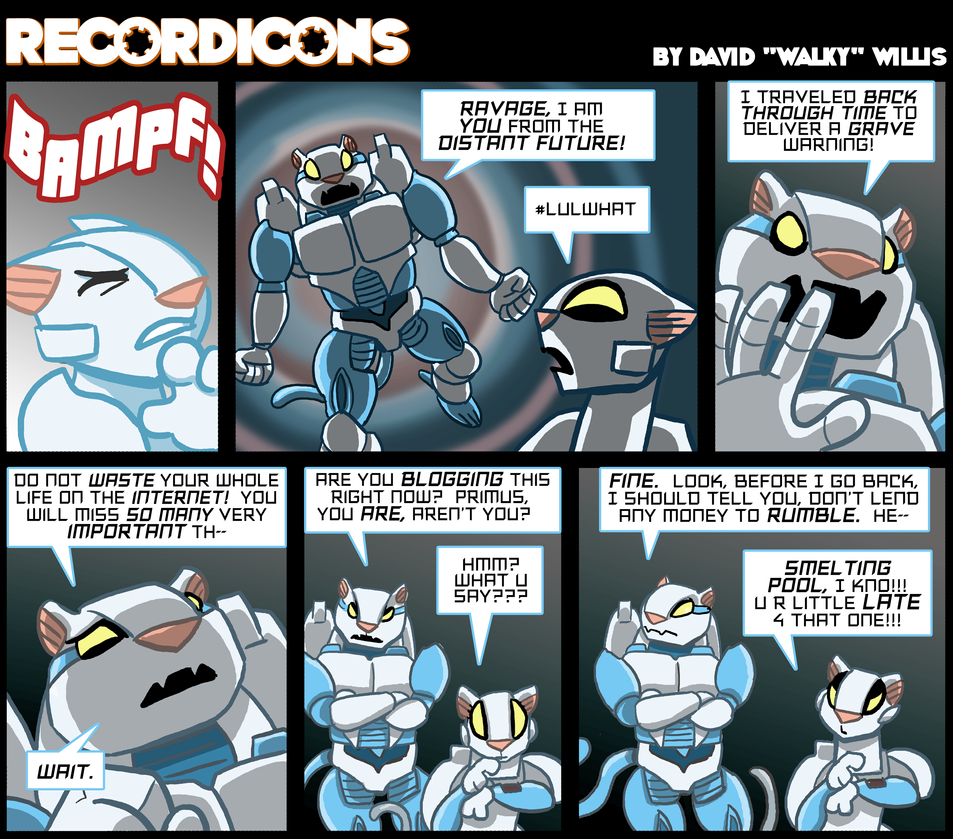 Recordicons #7 by itswalky