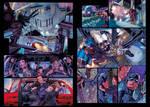 Batman Sequence Colors