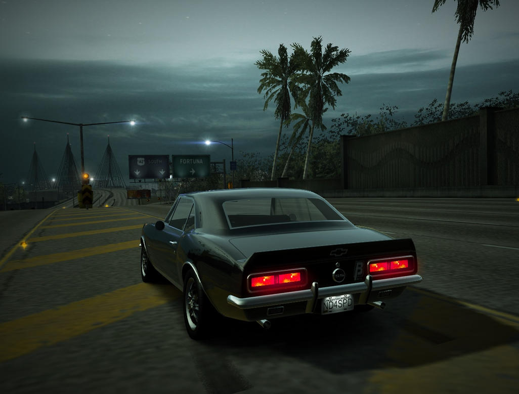 Nfs World 1969 Chevrolet Camaro Ss By Al3xand3rd91 On