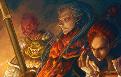 Chrono Trigger : Magus Team