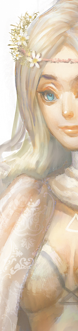 entry preview of Etoile Online Charity Artbook by Hooooon