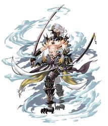 Cain the assassin by Hooooon