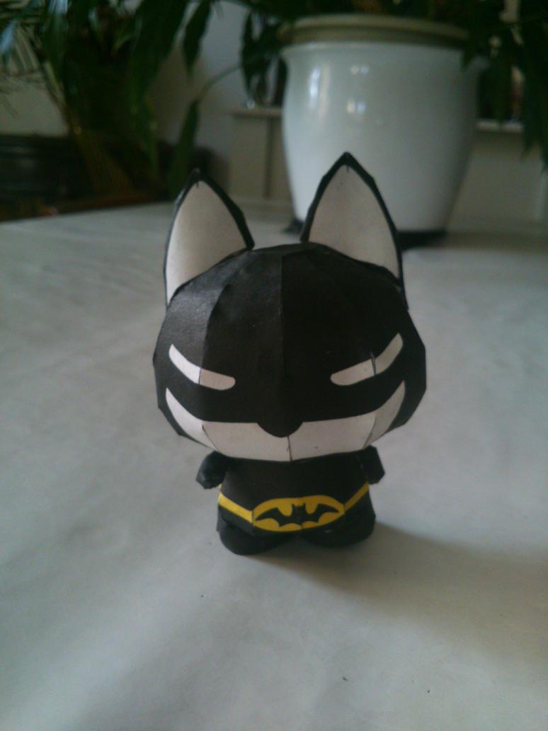 Batcat by human-chaos