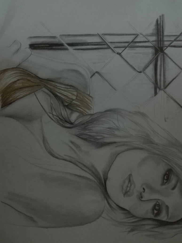Another artwork in progress by Riham016