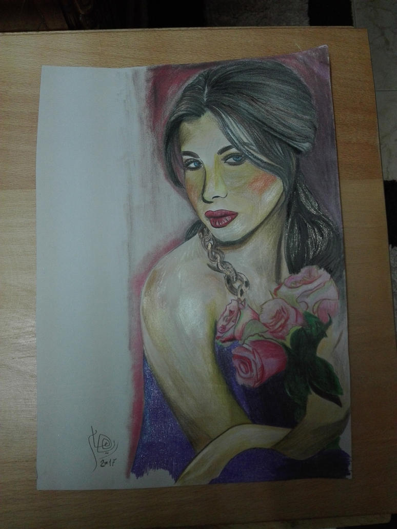 Nancy agram by Riham016