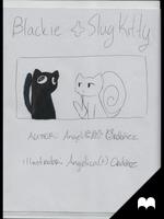 Blackie and Slug Kitty Chronicles - (Skit Sketc... by Hurricane-Bro