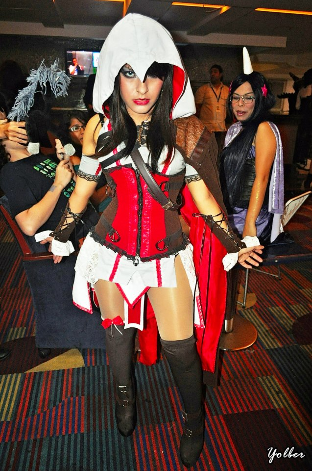 Lady Assassin S Creed Cosplay By Megamihinata On Deviantart
