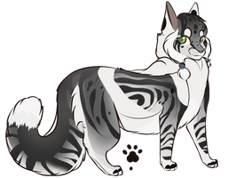 Sold cat adopt by Slushiebee