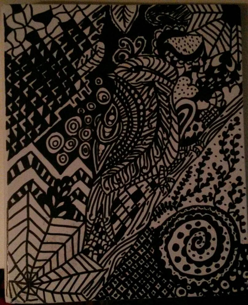 Doodle art by winxclubroxy