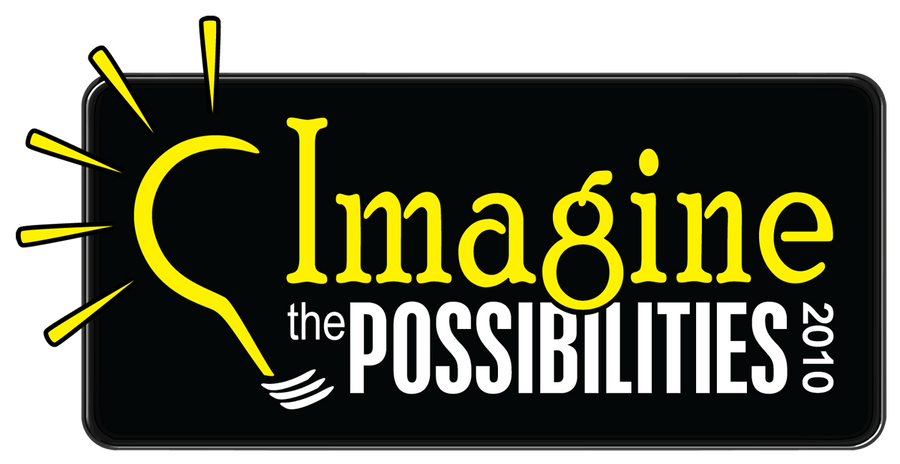 Imagine the Possibilities Logo by graph-man