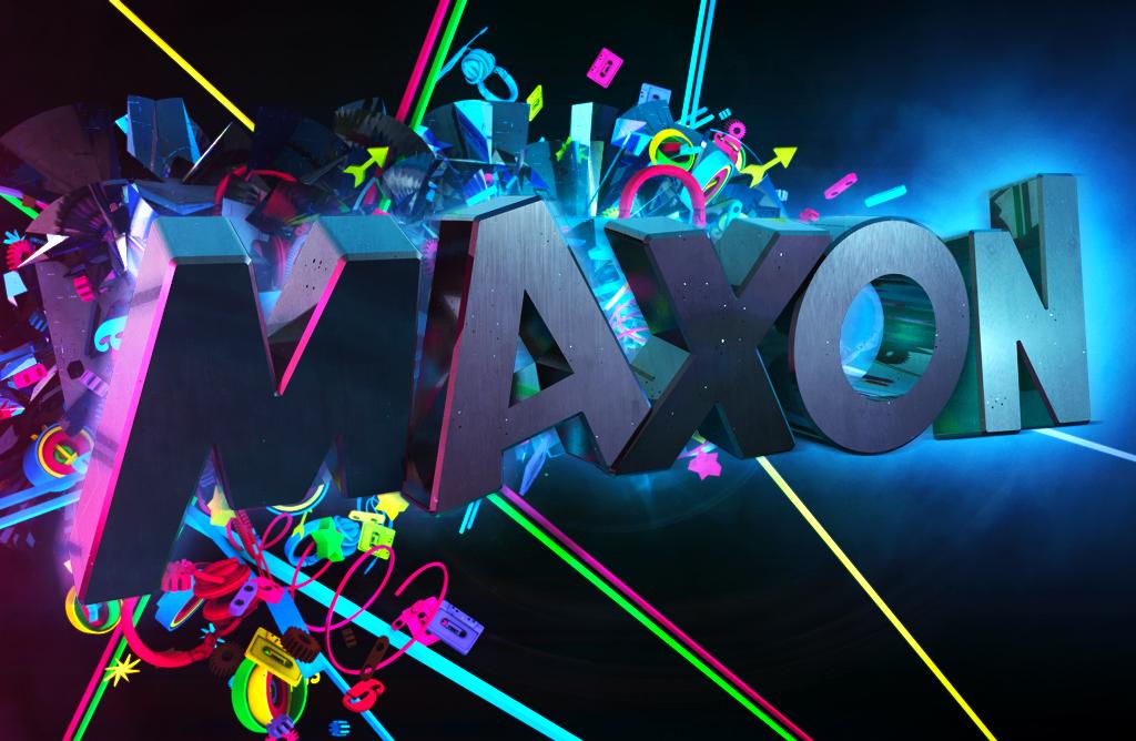 Maxon Text