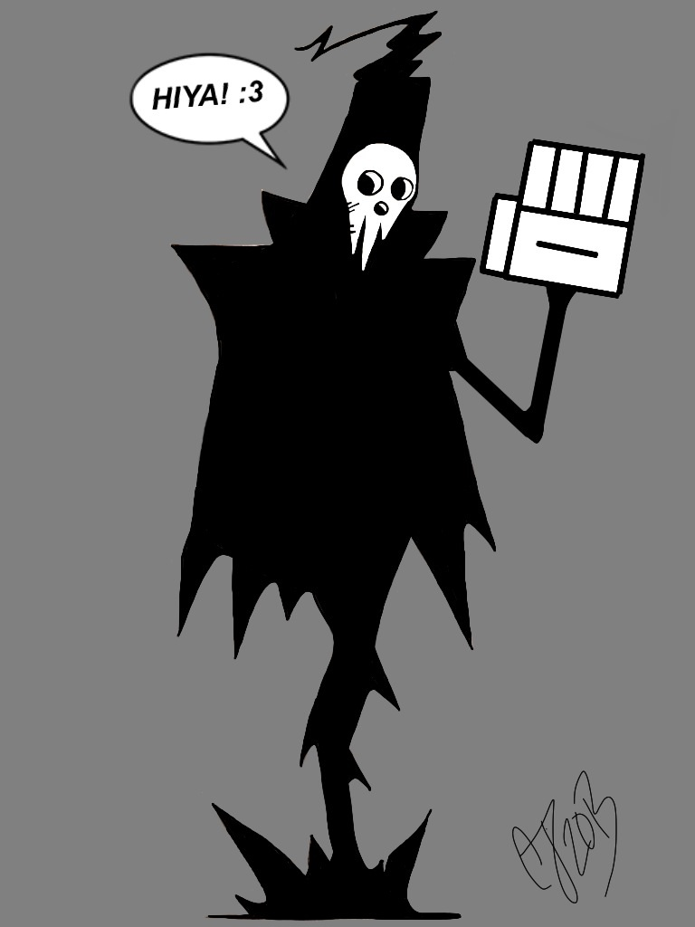 Soul Eater Lord Death By Embracenighteternal On Deviantart