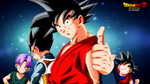 Goku,Vegeta,Trunks,Goten (DBS) By DraDeK