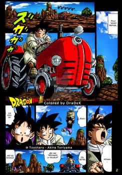 Dbs Color Manga - Capitulo 1- 2 (By DraDek)