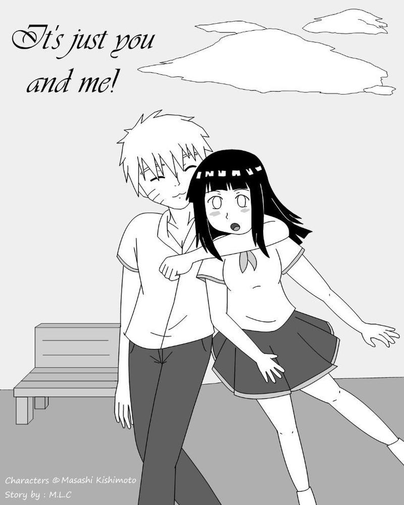 NaruHina-It's just you and me by missmybcmiyuki