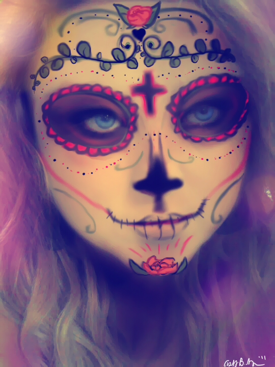 Face Your Monster: Muertos by BrookeSpencer