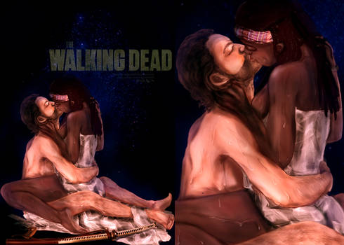 The Walking Dead: Richonne
