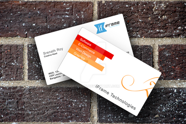 Business Cards by decolite
