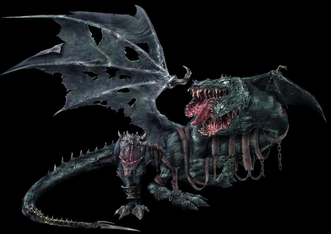 Dead Dragon by Sergey-Lesiuk